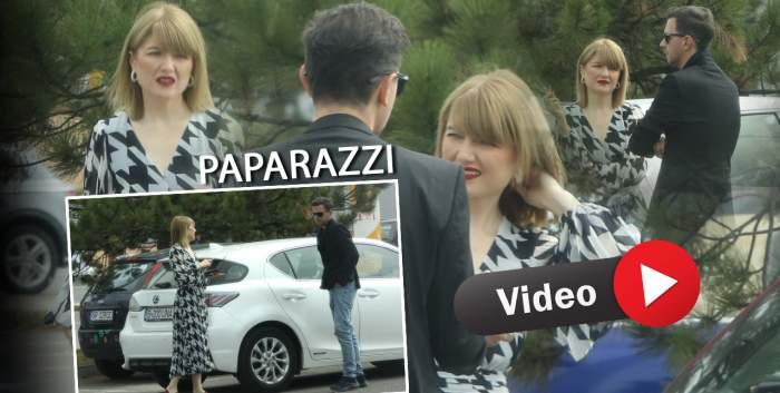 Keo și Alexandra Ungureanu și-au dat întâlnire în parcare. În ce ipostaze au fost surprinși cei doi artiști / PAPARAZZI