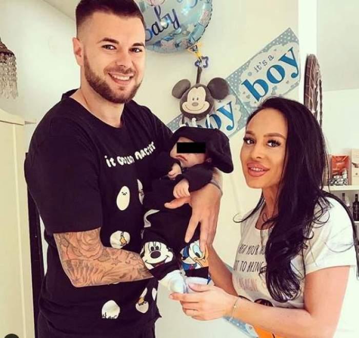 Cristian Daminuță și soția lui, semne de împăcare. Celebrul fotbalist vrea să o recucerească pe brunetă / VIDEO