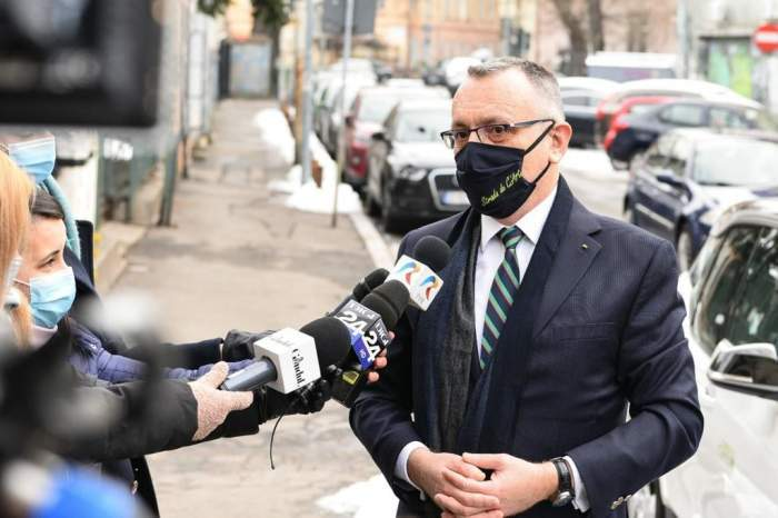 """Ministrul Educației, anunț alarmant despre valul patru al pandemiei: """"Bucureștiul ar putea ajunge la o rată de infectare de 6 la mie"""""""