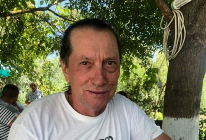 Ivan Patzaichin, în tricou alb