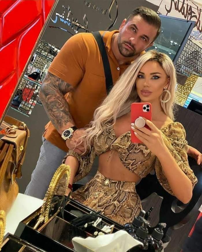 bianca dragusanu selfie cu alex bodi