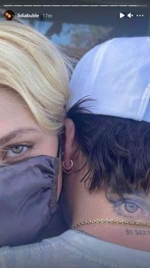 Cu cine se iubește Lidia Buble. Vedeta s-a dat singură de gol pe Instagram / FOTO