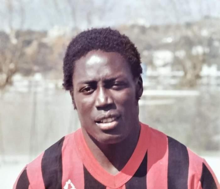 Jean-Pierre Adams, pe terenul de fotbal