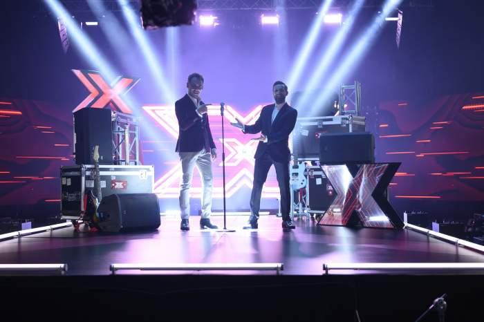 Prezentatorii emisiunii X Factor