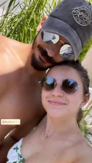 """Vlad Gherman și Cristina Ciobănașu, mesaj comun despre relația lor, după ce actrița s-a afișat cu noul iubit: """"Suntem liberi să facem ce vrem"""""""