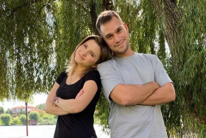 Vlad Gherman și Cristina Ciobănașu, spate la spate