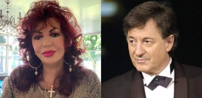 Colaj Carmen Harra și Ion Caramitru