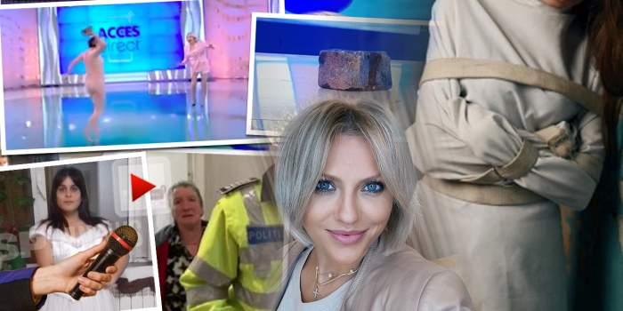 """AUDIO / """"Terorista"""" care a încercat să o ucidă pe Mirela Vaida, interviu exclusiv din spitalul de nebuni / Mărturia care aruncă în aer dosarul tentativei de omor"""