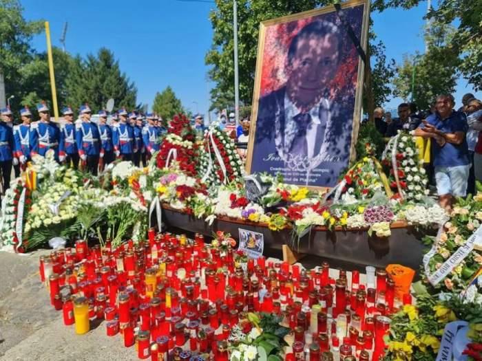 """Cuvintele emoționante ale Ivonei, fiica lui Ivan Patzaichin, spuse la căpătâiul tatălui său: """"Nu a fost iubit de mulți, ci de toți oamenii"""""""