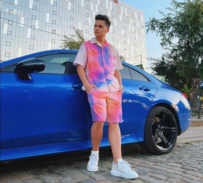Selly își duce la concert fanii cu propria mașină, după ce și-a  recuperat permisul auto. Ce anunț a făcut vloggerul pe rețelele de socializare