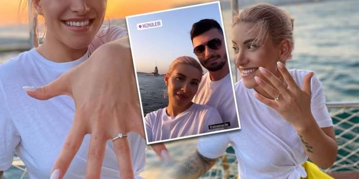 Nicoleta Nucă, cerută în căsătorie