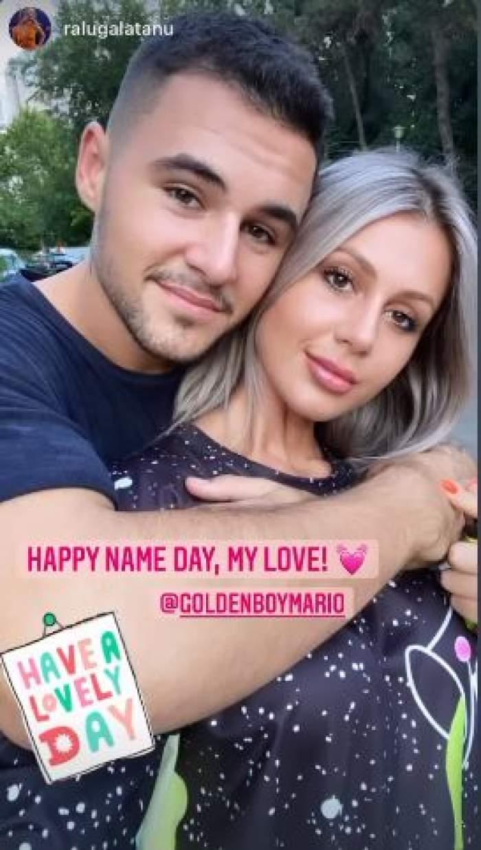 Mario Fresh, urare specială cu ocazia zilei de nume din partea surorii lui. Ce i-a transmis Raluca pe Instagram / FOTO
