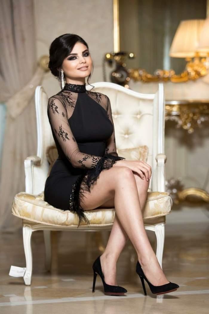 Ce știm despre trecutul Andreei Coman, Miss Europe 2018. Fostul iubit, Adrian Petru Luca, o acuză că l-ar fi otravit