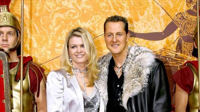 """Soția lui Michael Schumacher, dezvăluiri dureroase despre starea în care se află pilotul: """"Mi-e dor de el. E aici, dar e diferit"""""""
