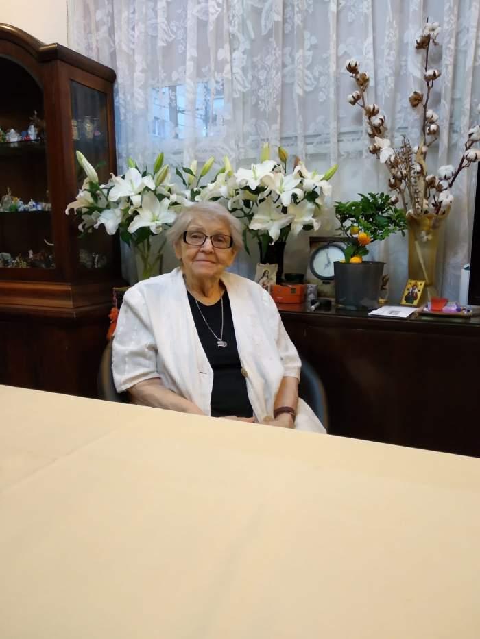 Flavia Bălescu-Coposu, sora cea mare a seniorului Corneliu Coposu, a murit. Femeia avea 96 de ani