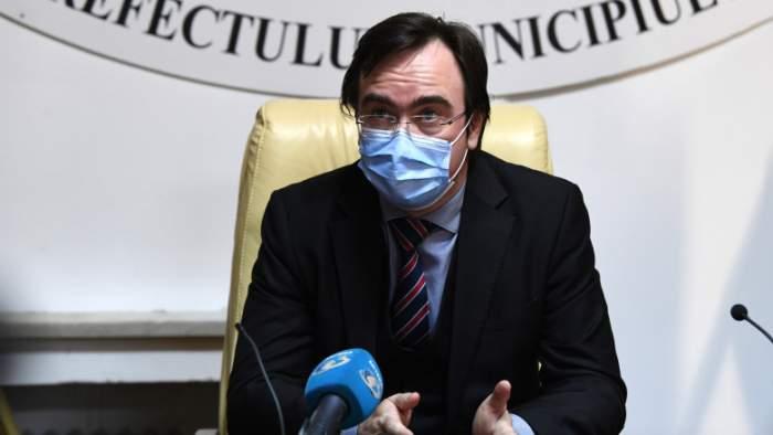 """Prefectul Capitalei, Alin Stoica, dezamăgit după controalele care s-au făcut astăzi în școli: """"S-au găsit deficiențe"""""""
