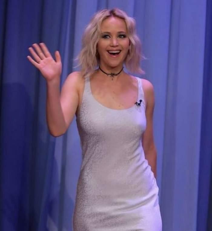 Jennifer Lawrence este însărcinată! Actrița și soțul ei vor fi părinți pentru prima dată