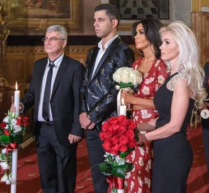 """Oana Zăvoranu și soțul ei, Alex Ashraf, au împlinit patru ani de căsătorie. Bruneta a postat imagini emoționante: """"Sunt mai îndrăgostită ca niciodată"""" / FOTO"""