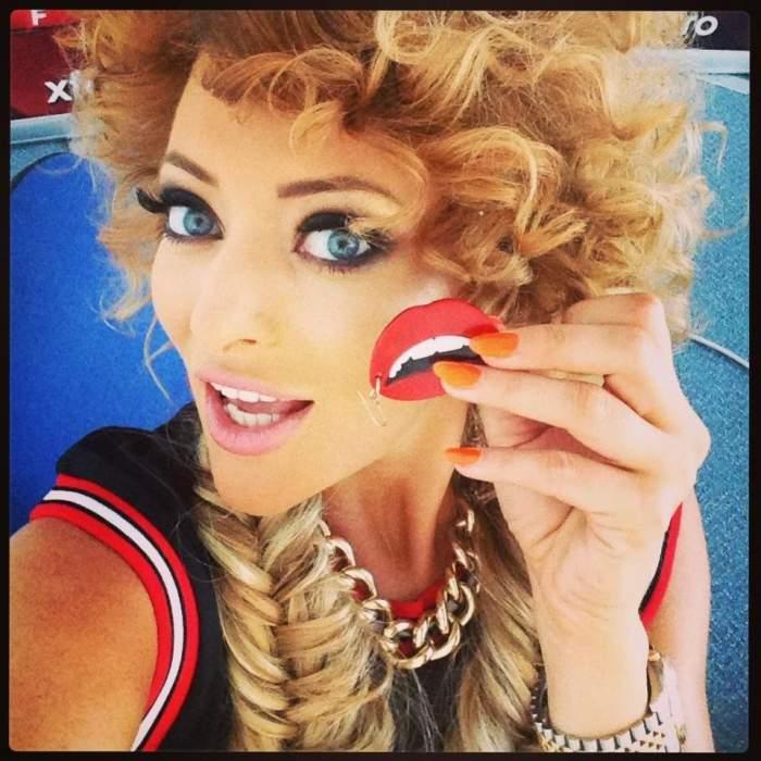 Delia Matache - Romanian Pop singer : Request Celebrity