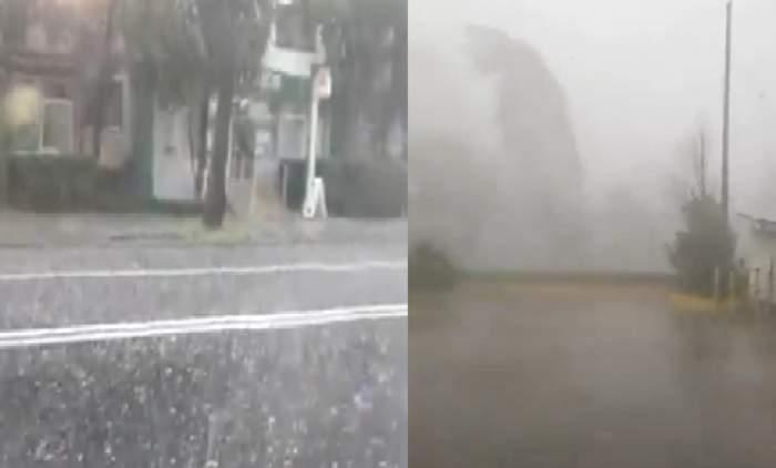 COD GALBEN de furtuni pentru aproape jumătate de ţară