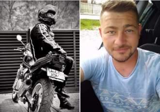 Destin sinistru! Un motociclist de 27 de ani din Gorj a murit lângă un cimitir!
