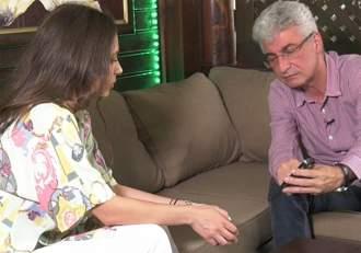"""Adriana Bahmuțeanu și Silviu Prigoană comunică doar prin scrisori. Cei doi și-au aruncat vorbe grele de-a lungul vremii: """"Scrisul rămâne, vorbele dispar"""" / VIDEO"""